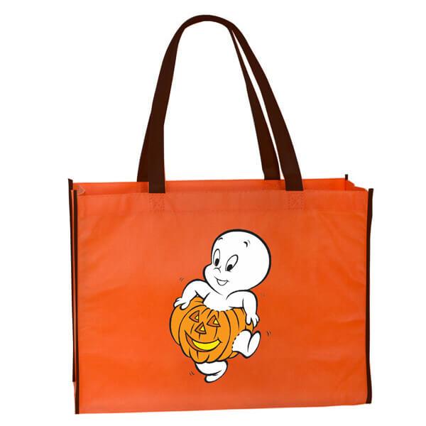 Reusable Halloween Decorated Trick Or Treat Bag