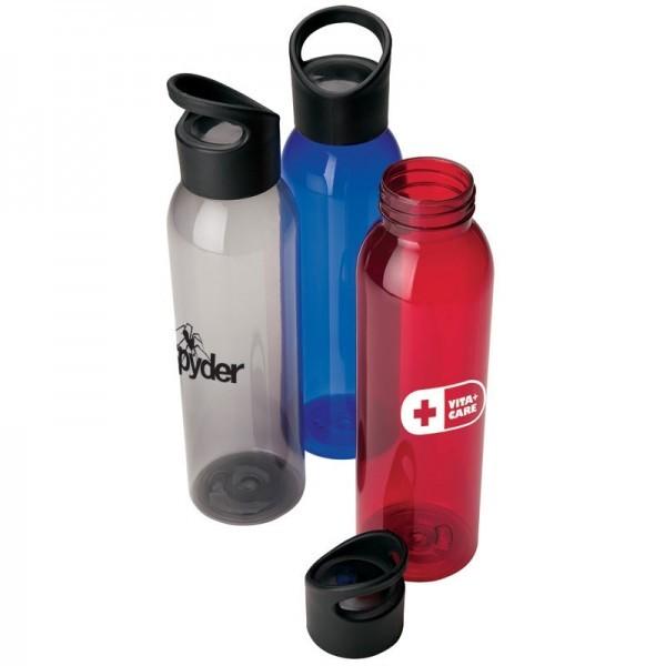 custom printed water bottles bpa free plastic bottles