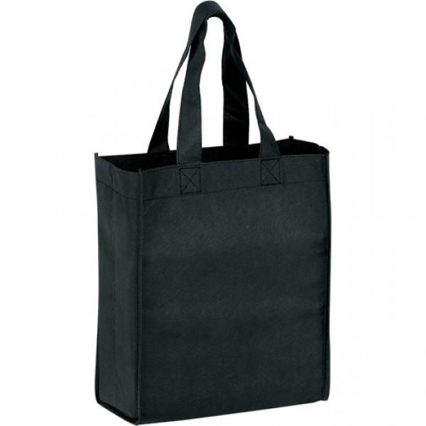 Custom Wholesale Non Woven Bags Reusable Grocery Totes