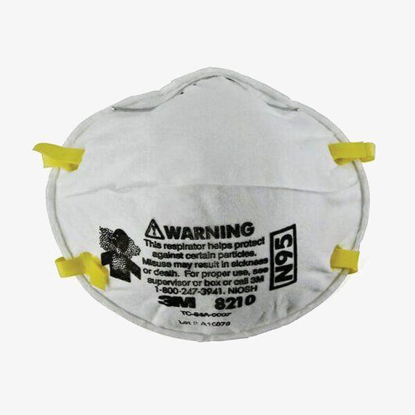 3M 8210 N95 Face Masks