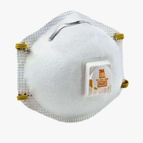 3M 8511 N95 Face Masks