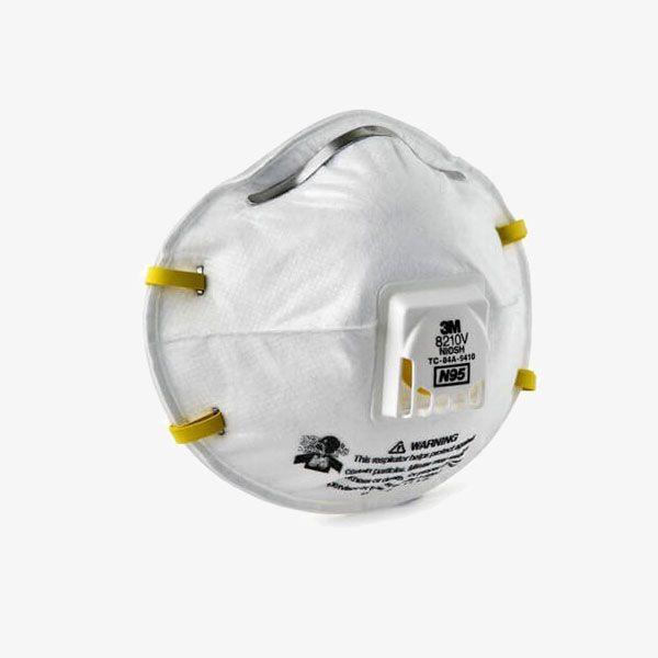 3M N95 8210V Masks