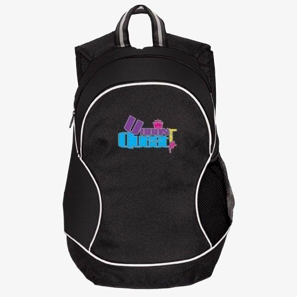 Recyclable Custom Imprinted Backpacks