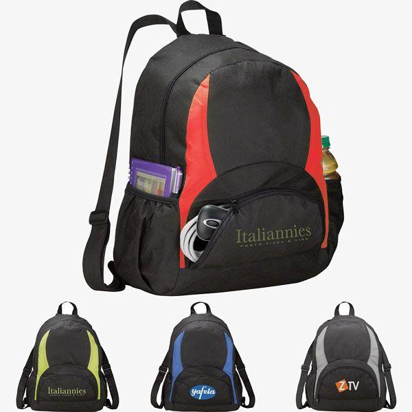 Reusable Imprinted Eco-Friendly Backpacks
