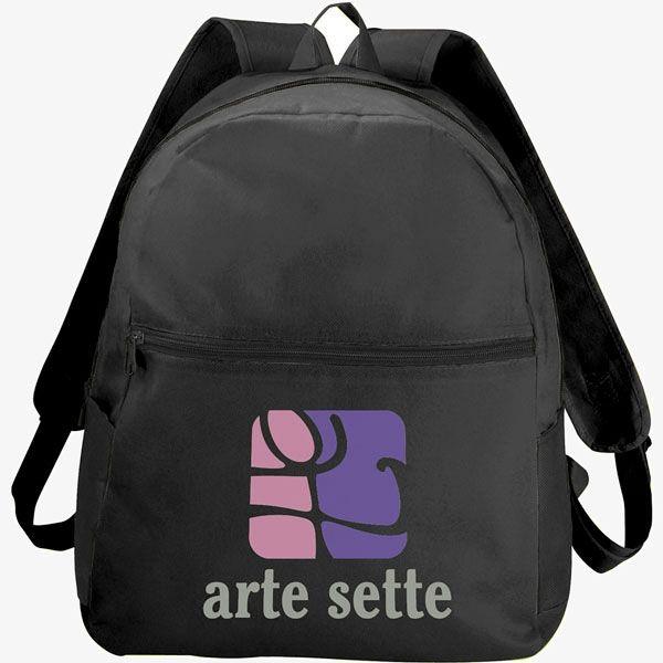 Custom Imprinted Non-Woven Backpacks