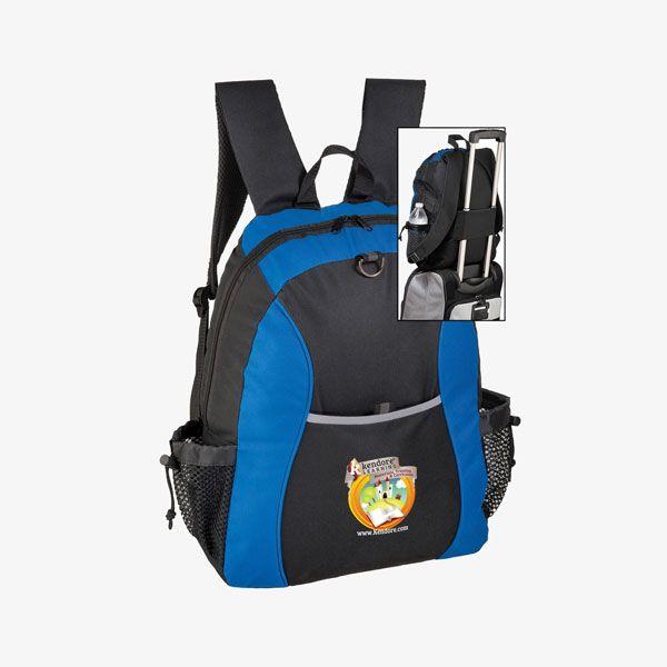 Eco-Custom Promotional Backpacks