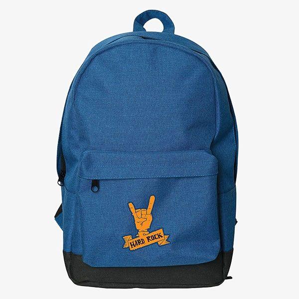 Imprinted Reusable Custom Eco-Bookbags