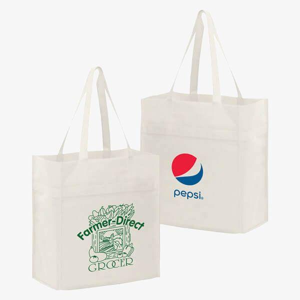 Custom Bamboo Small Grocery Bags