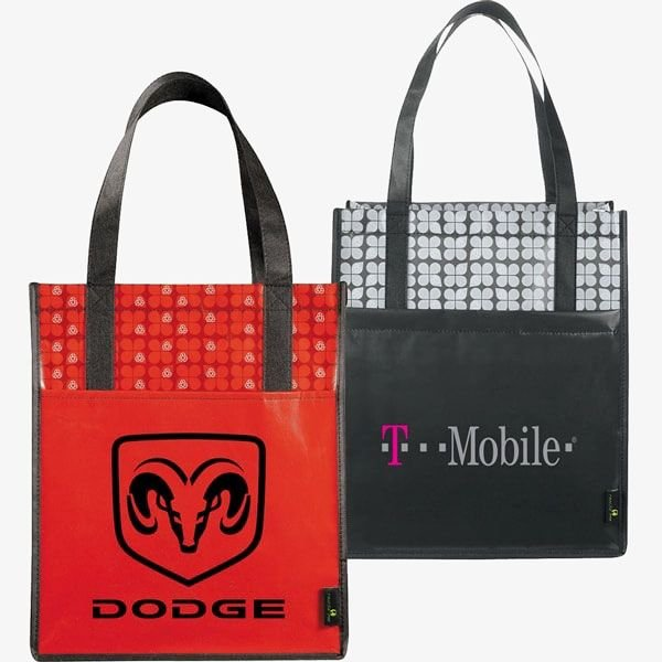 Custom Eco-Friendly Grocery Bags