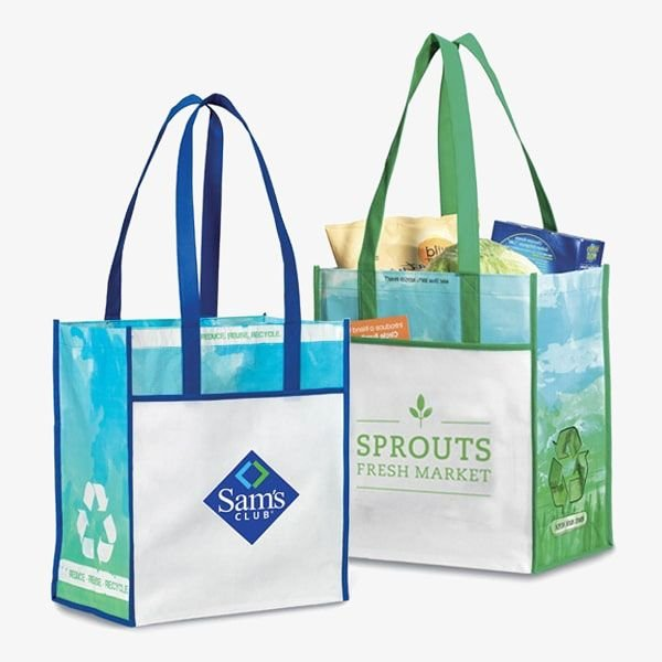 Custom Eco-Friendly Reusable Bags