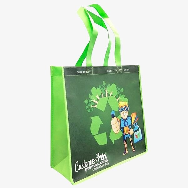 Custom Promotional Eco-Friendly Totes