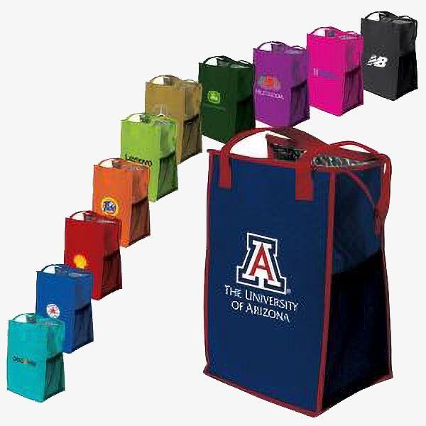Custom Reusable Cooler Bags