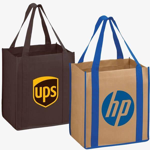 Custom Reusable Non-Woven Bags