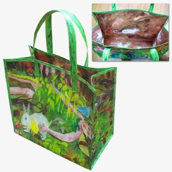 Custom Reusable Tote Bags