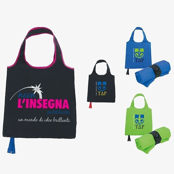 Eco Folding Shopping Bags