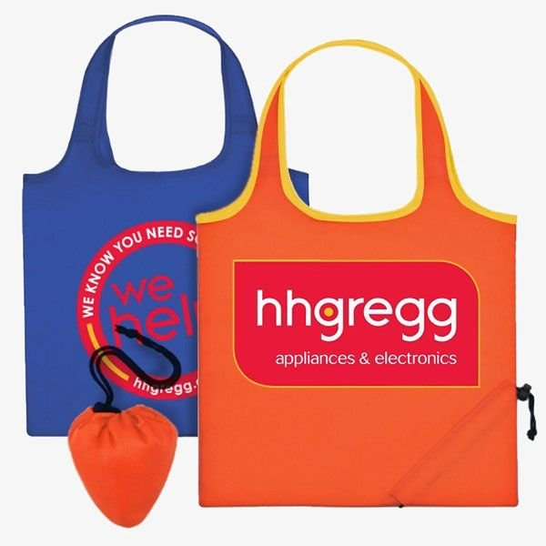 Eco-Friendly Folding Tote Bags