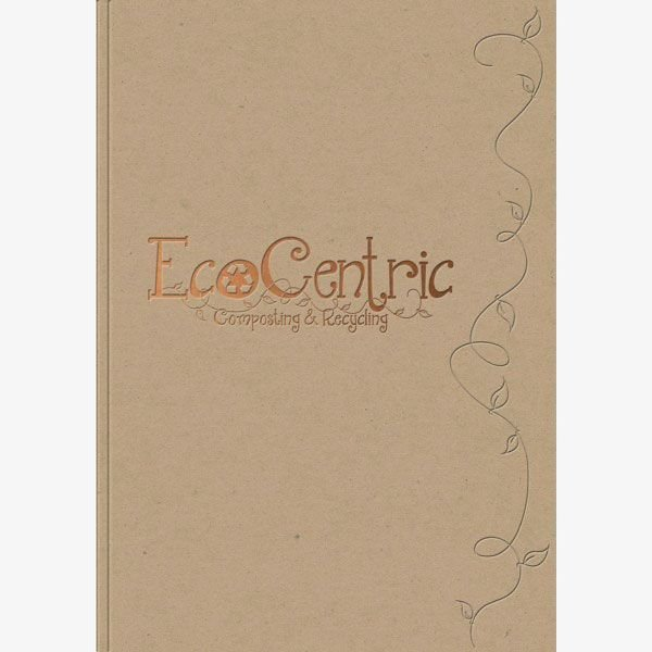 Eco-Friendly Promotional Recycled Hardcover Journals