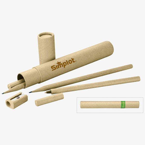 Eco-Friendly Pen & Pencil Sets