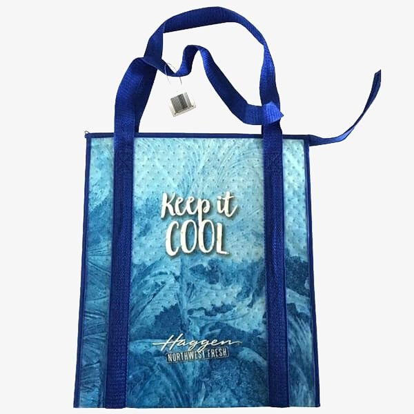 Full Color Insulated Cooler Bags