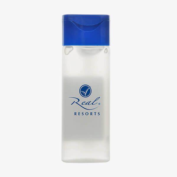 1 oz Hand Sanitizer Frosted Bottle