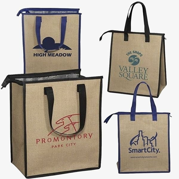 Insulated Eco-Cooler Totes