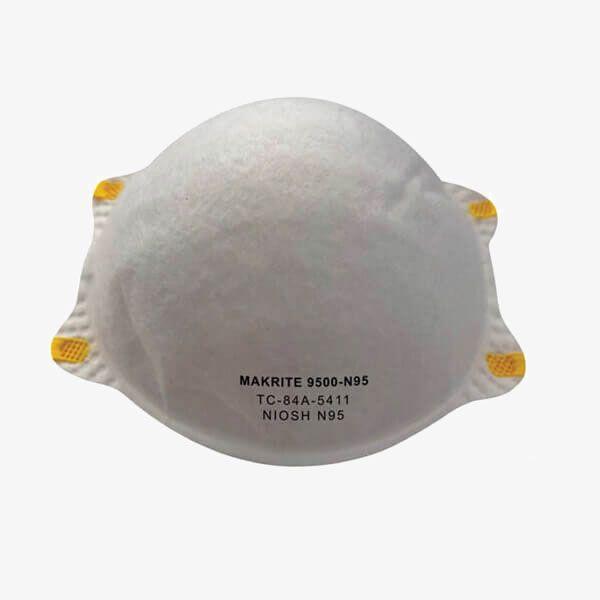 Makrite 9500 N95 Masks