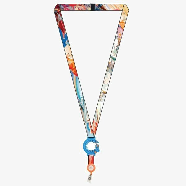 """1/2"""" Recycled Lanyards"""