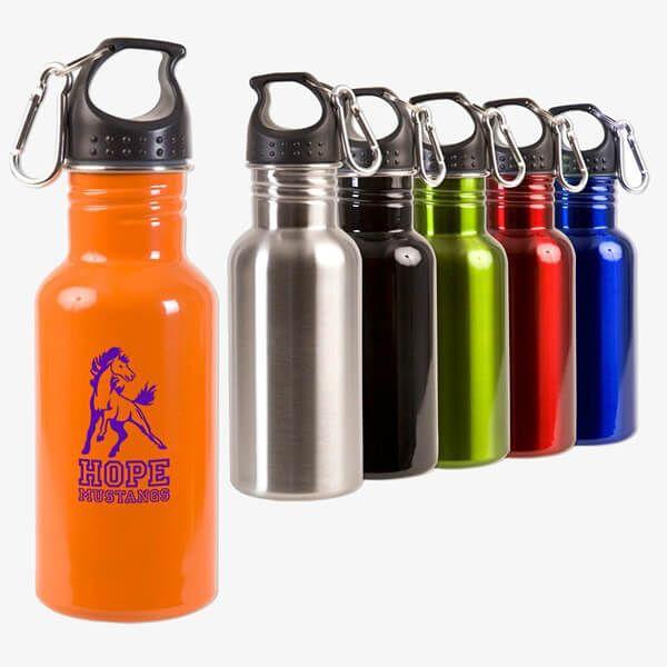 Printable Eco-Friendly Steel Water Bottles