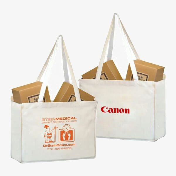 Promotional Bamboo Shopping Bags