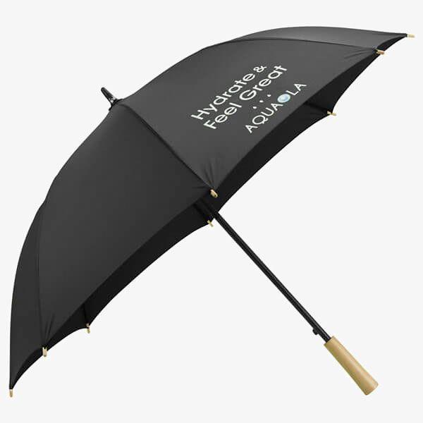Promotional Eco-Friendly Rain Umbrellas