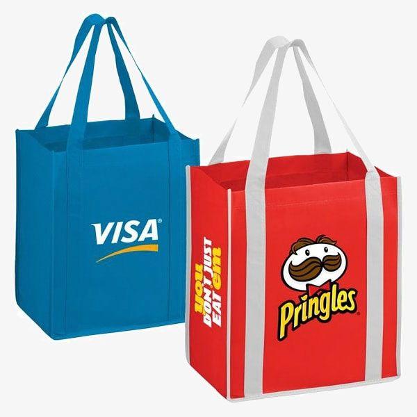 Recycled Reusable Non-Woven Bags