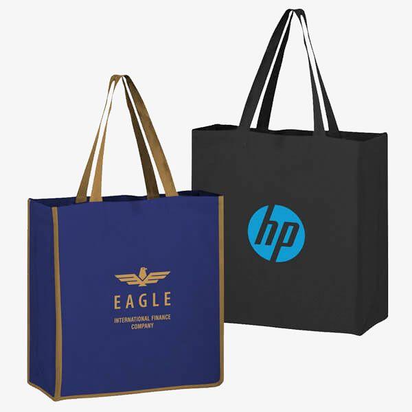 Reusable Canvas Color Tote Bags