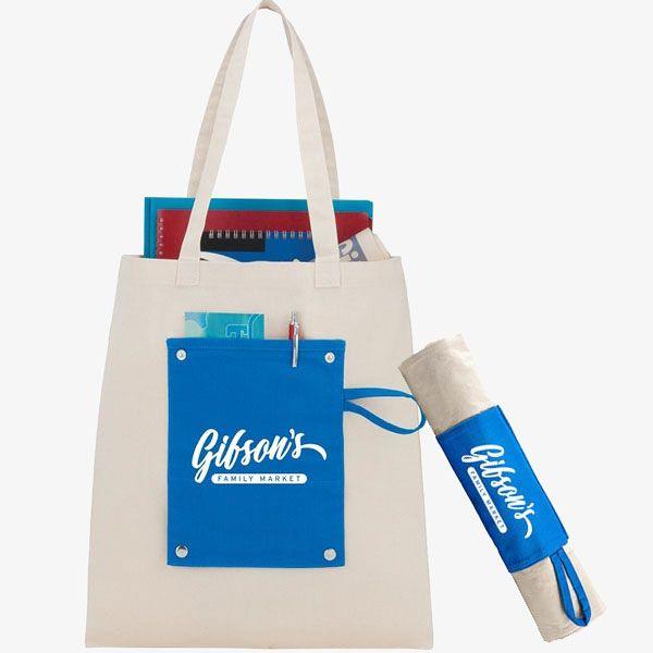 Reusable Folding Custom Bags