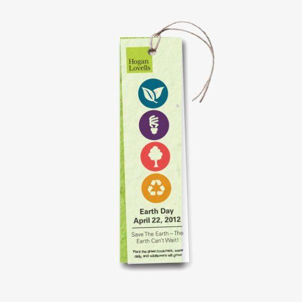 Seed Paper Vellum Value Bookmarks