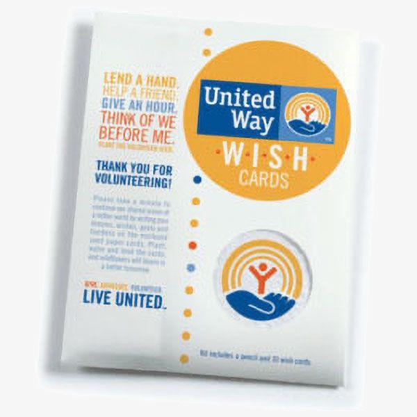 Seed Paper Wish Kits