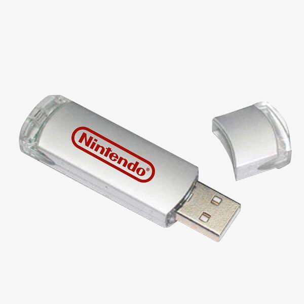 Bulk Metallic USB Flash Drives
