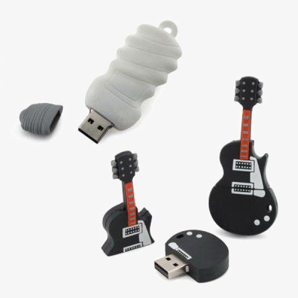 Custom Shaped USB Memory Drives