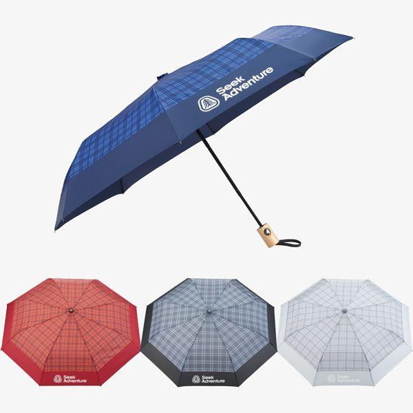 Custom Promotional Folding Umbrellas