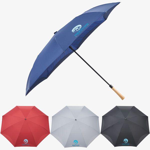 Reversible Personalized Golf Umbrellas