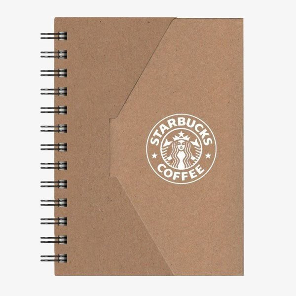 Wholesale Imprinted Recycled Notebook Jotters