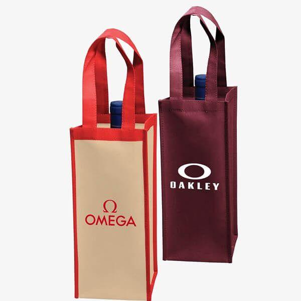 Wholesale Single Bottle Wine Bags