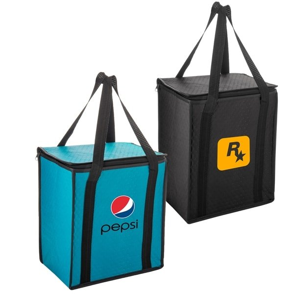 Large Promotional Cooler Bags