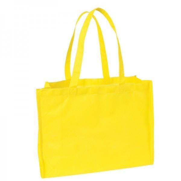 ... Non-Woven Promotional Bags - Yellow 3d0b004b26afa