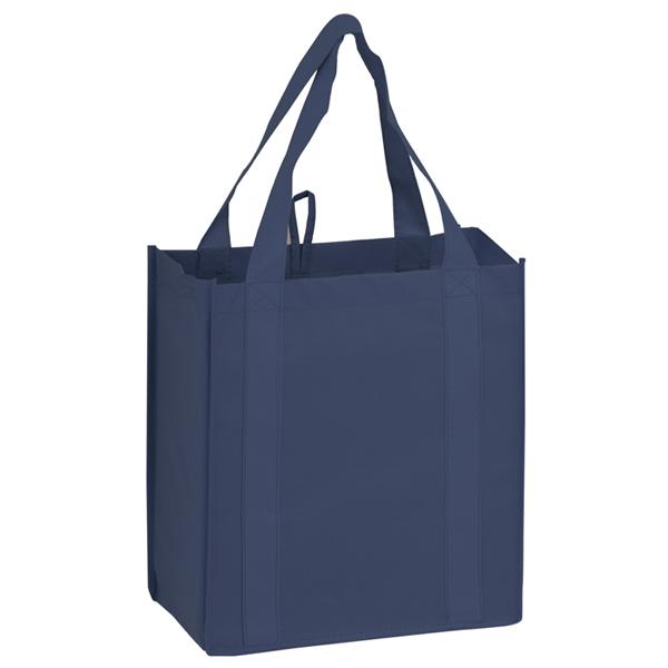 Recycled Reusable Non-Woven Bags | Custom Shopping Totes
