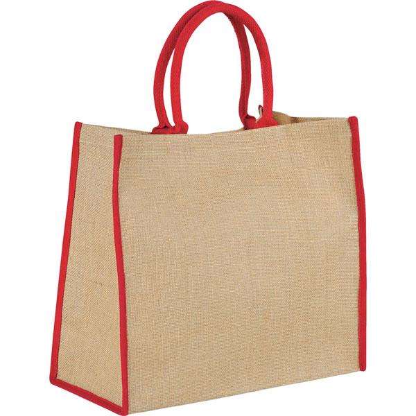 Wholesale Large Jute Tote Bags Custom Jute Totes