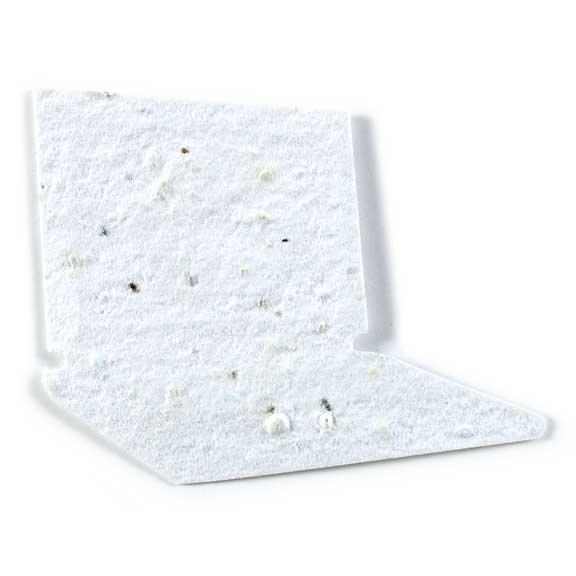 Seed Paper Shape Computer - White
