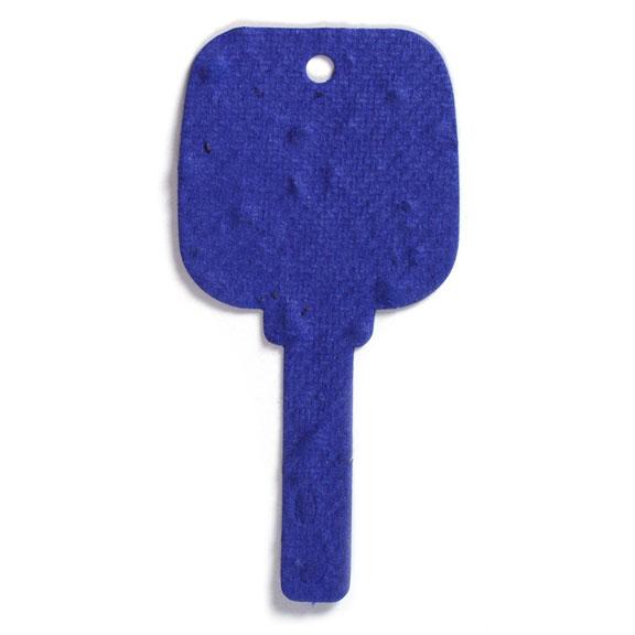 Seed Paper Shape Key - Royal Blue