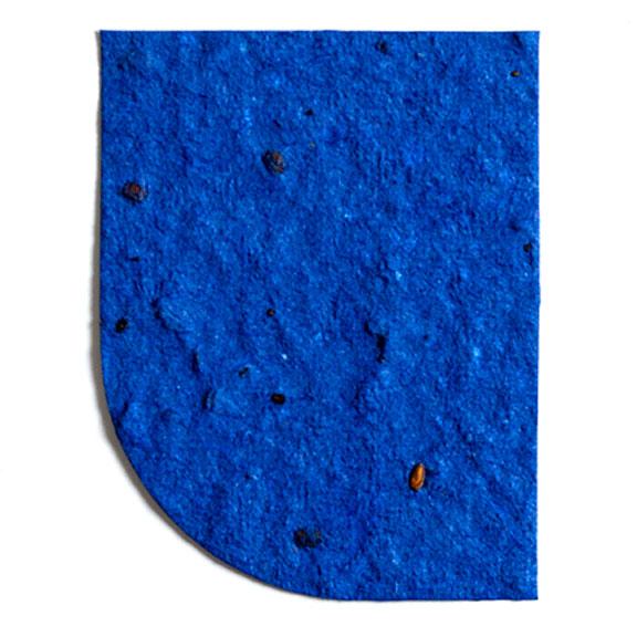 Seed Paper Shape Shield 2 - Royal Blue
