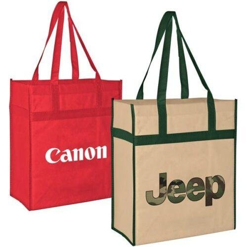 Large Delivery Totes Make an Impression